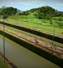 proces flow diagram panama canal [ 1200 x 675 Pixel ]