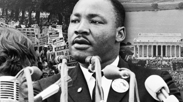 martin luther king # 18
