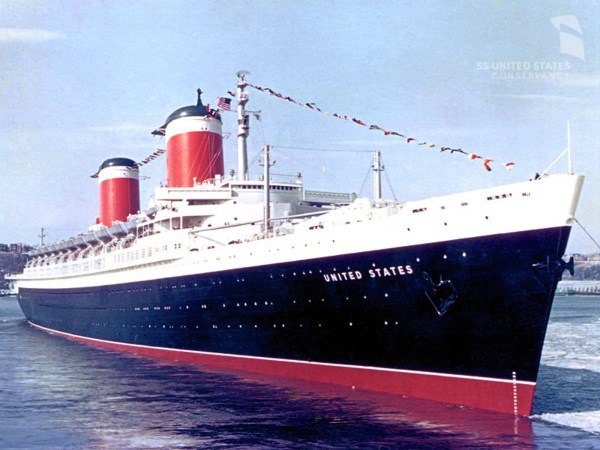 Ss United States Sold Scrap - History