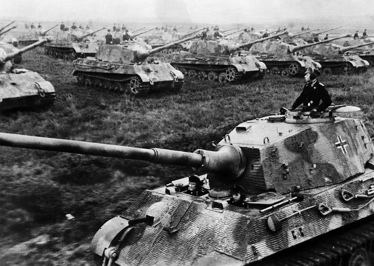 How Did The Nazis Really Lose World War Ii