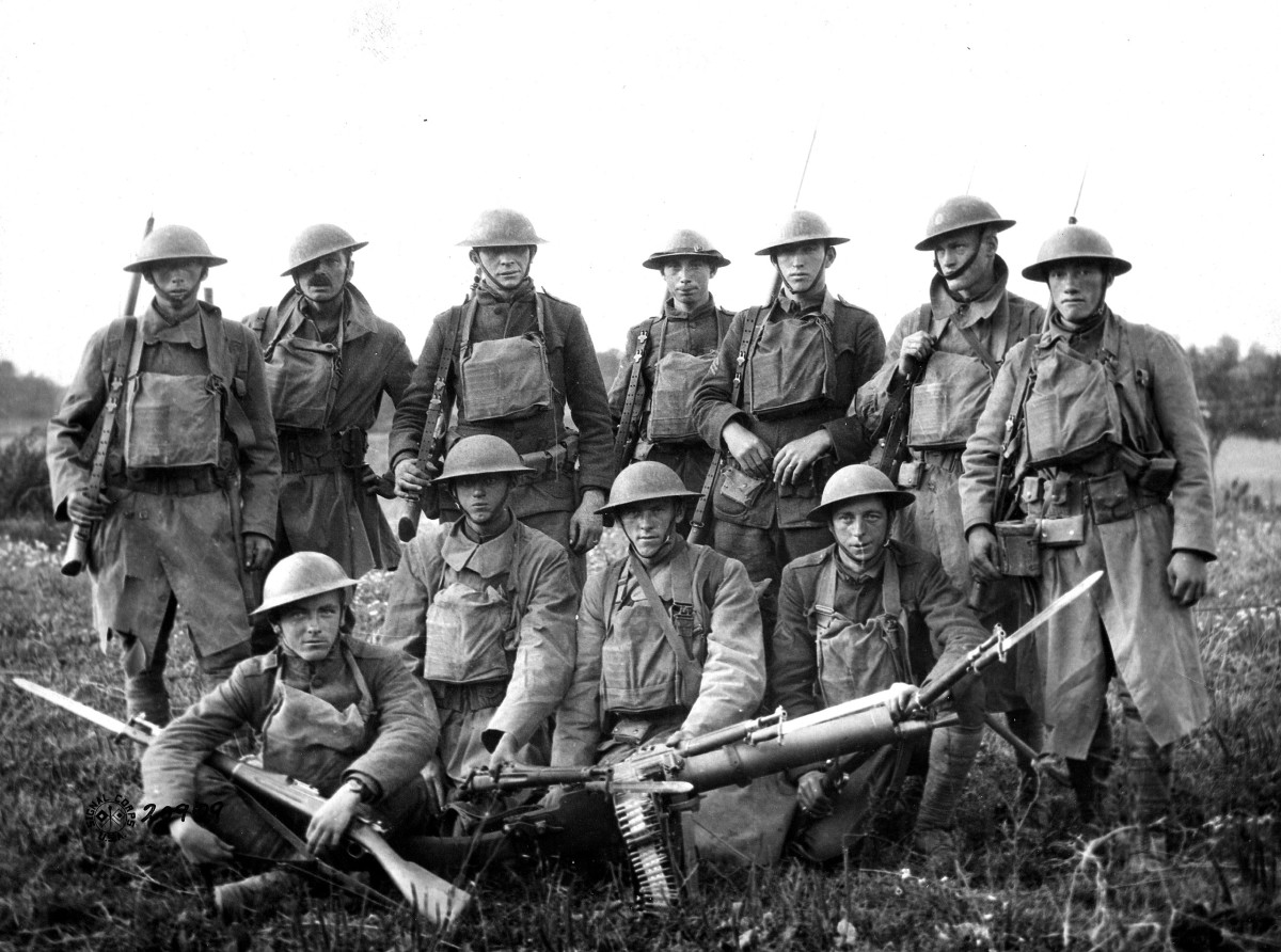 Why Were American Sol Rs In Wwi Called Doughboys