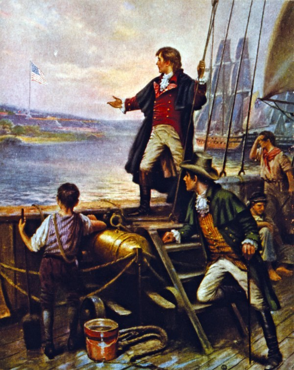 Francis Scott Key Star Spangled Banner