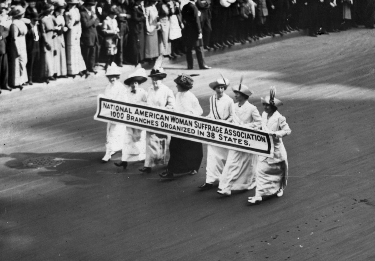 7 Things You Might Not Know About The Women S Suffrage