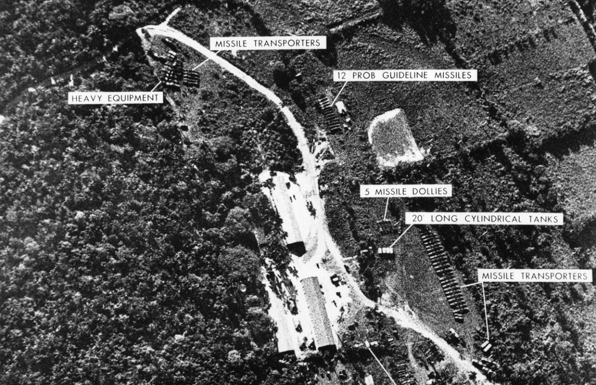 10 Things You May Not Know About The Cuban Missile Crisis History