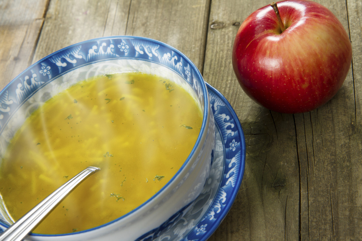 More Than Chicken Soup: Food Remedies - HISTORY