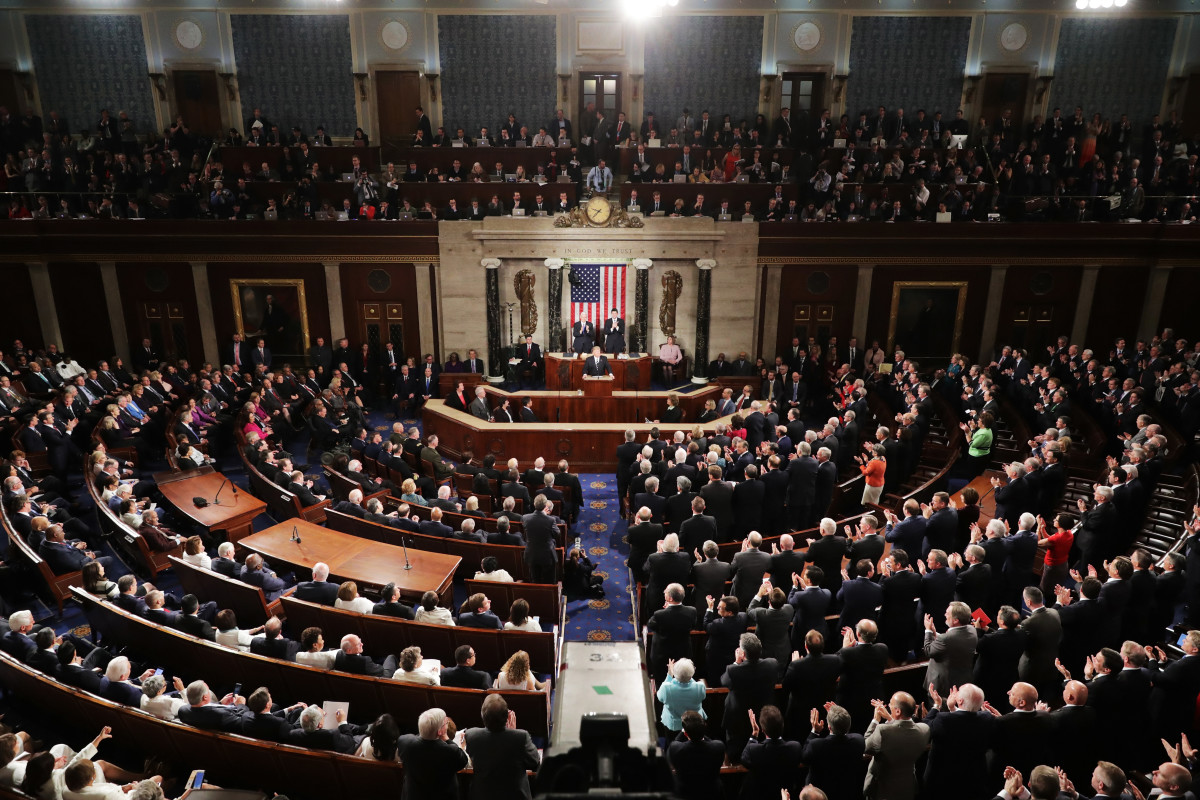 House Of Representatives Definition Facts History