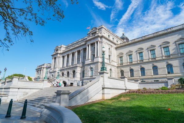 Library Of Congress - History