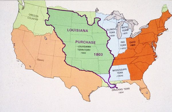 Louisiana Purchase Definition Facts Importance HISTORY
