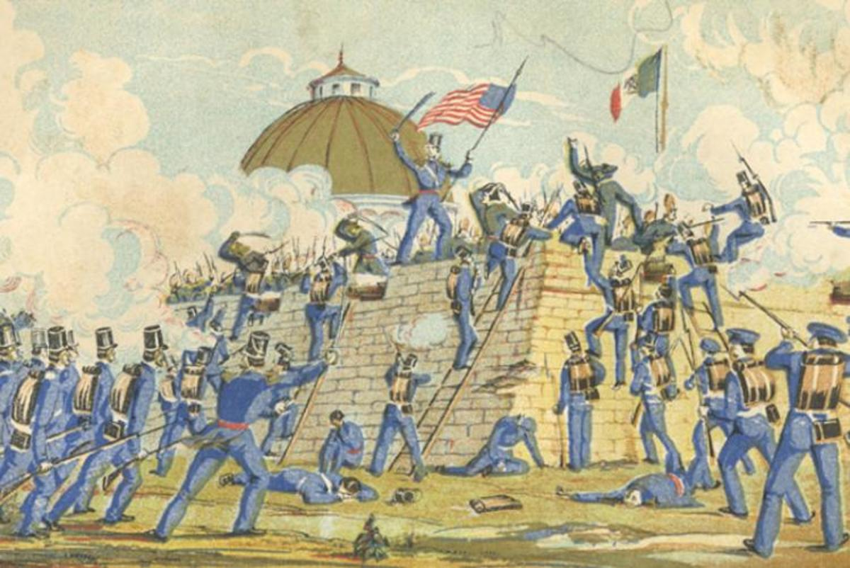 Mexican American War Causes And Definition