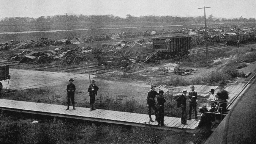 HISTORY of Labor Day: The Pullman Strike