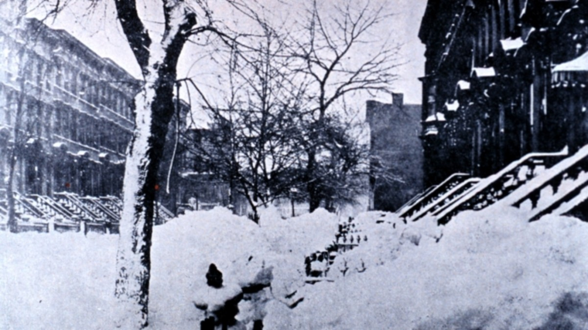 hight resolution of brooklyn blizzard 1888