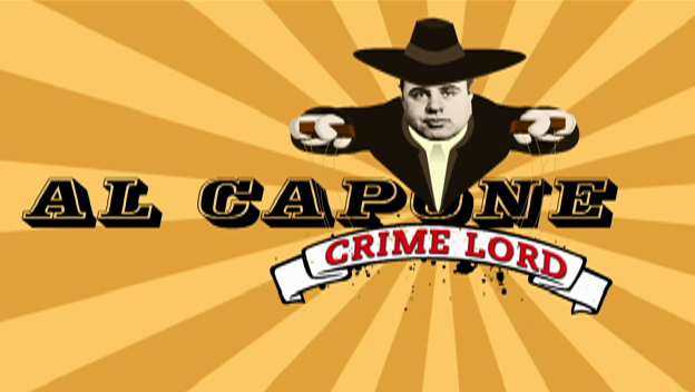 The Many Moods of Al Capone