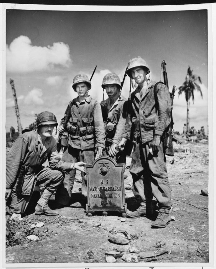 Guam Invasion, 1944