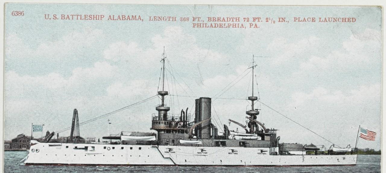 Alabama (BB 8)