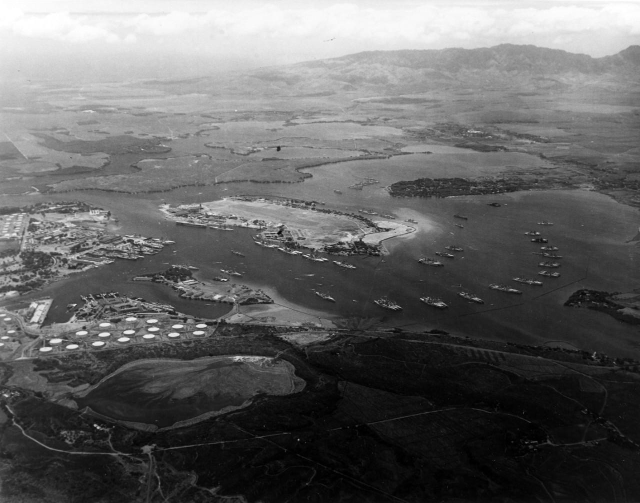 80 G Pearl Harbor Oahu Hawaii