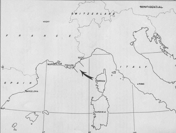The Invasion of Southern France: Aerology and Amphibious