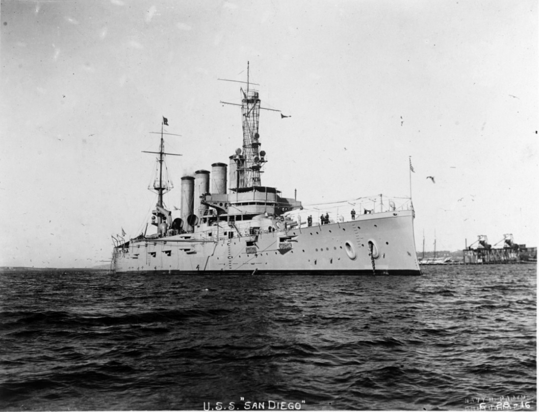 hight resolution of photo nh 55013 uss san diego armored cruiser no 6