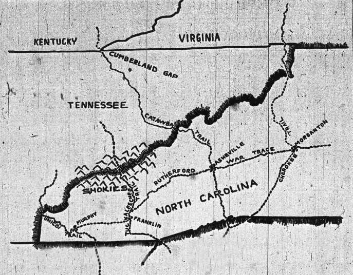 Rim Hike 3 Cherokee