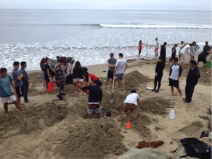 beachexercise