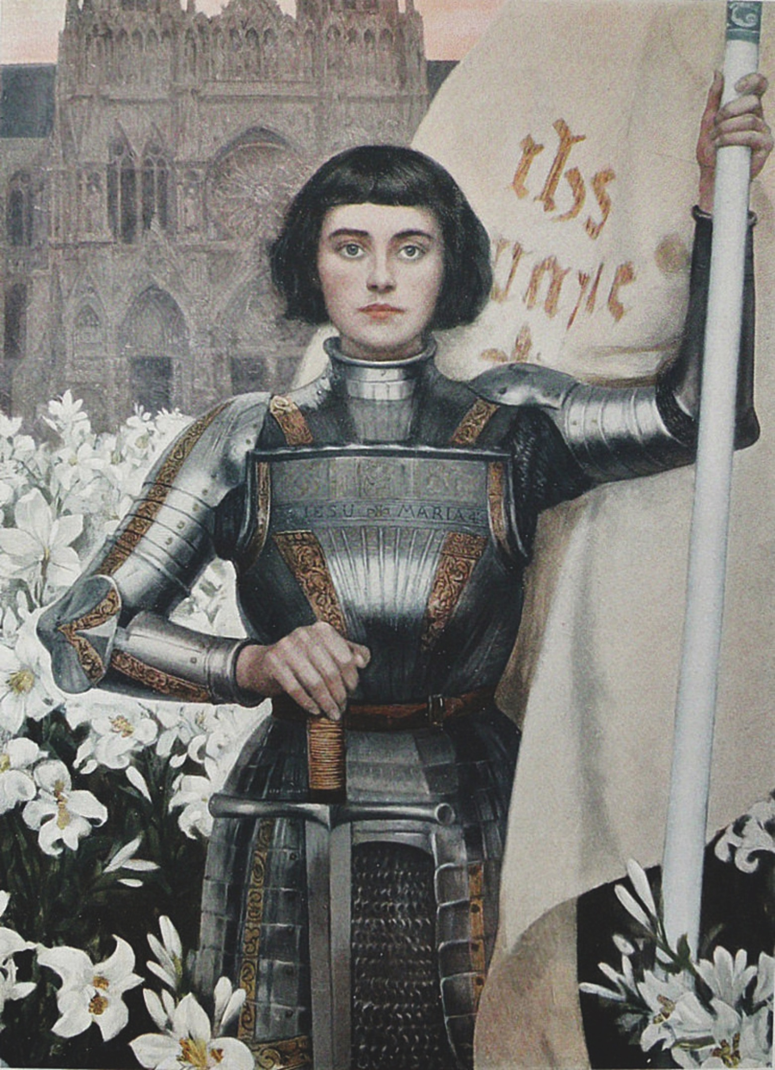 Joan Of Arc On Trial The Key To Understanding The Maid Of