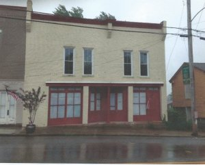 African American Odd Fellows Lodge At New Castle Ky