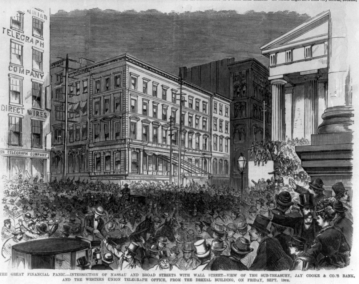 Economic Panic of 1873