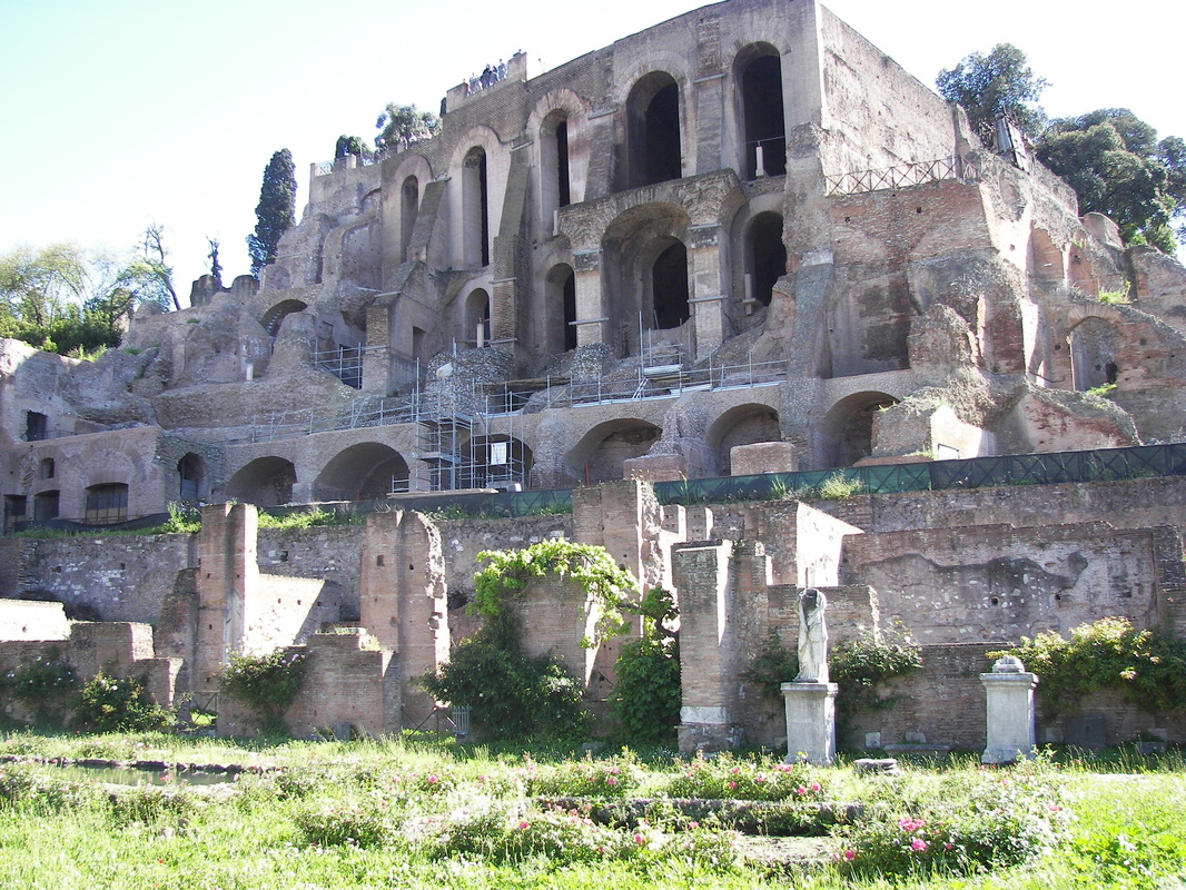 Housing In Ancient Rome