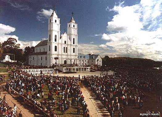 Aglona Church, Latgale