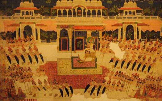 Kingdoms of South Asia  Indian Kingdom of Rajputana