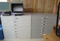 Microfiche Cabinet