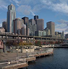 Seattle Central Waterfront Part 7 Waterfront Park  HistoryLinkorg