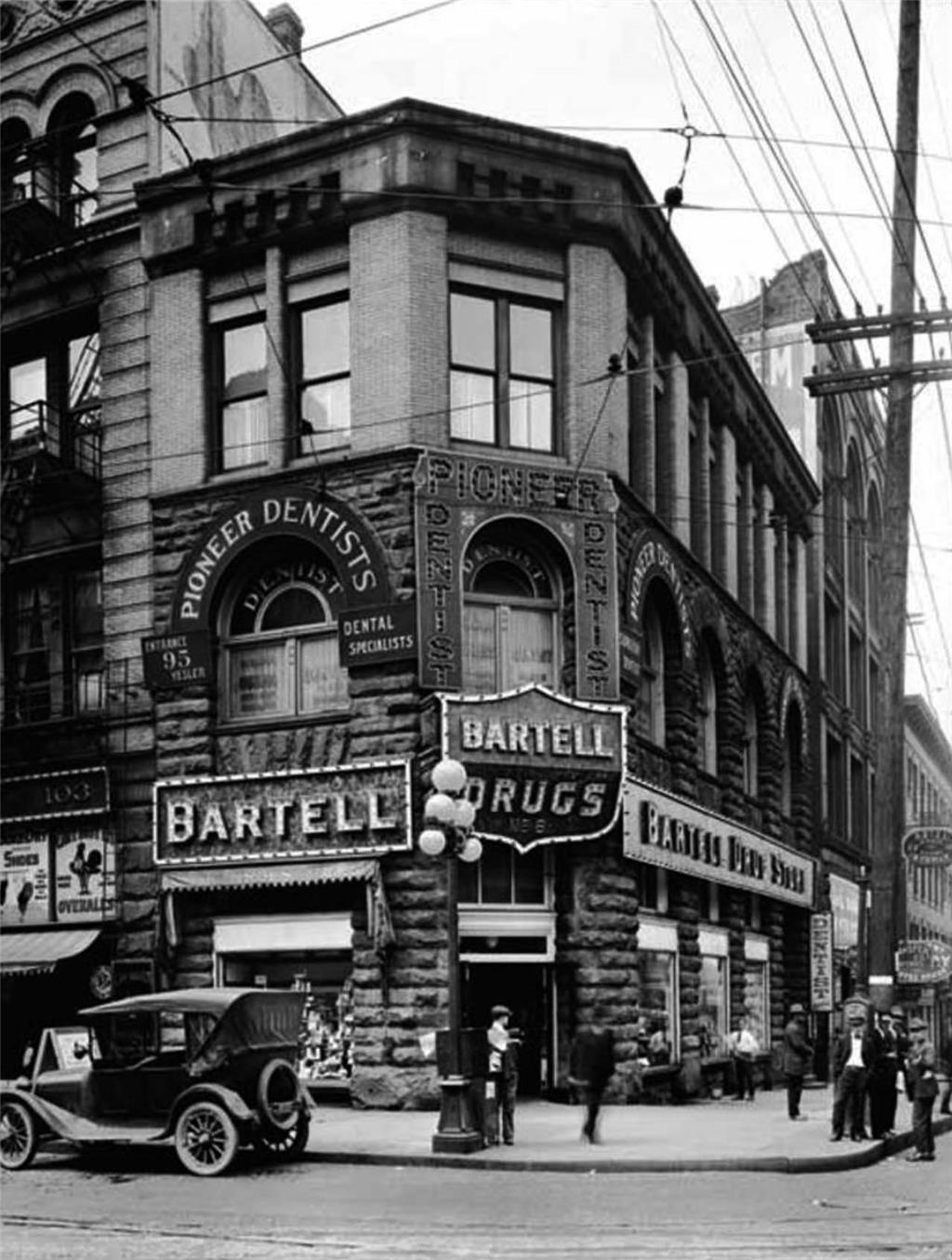 Business and Industry in Seattle in 1900  HistoryLinkorg