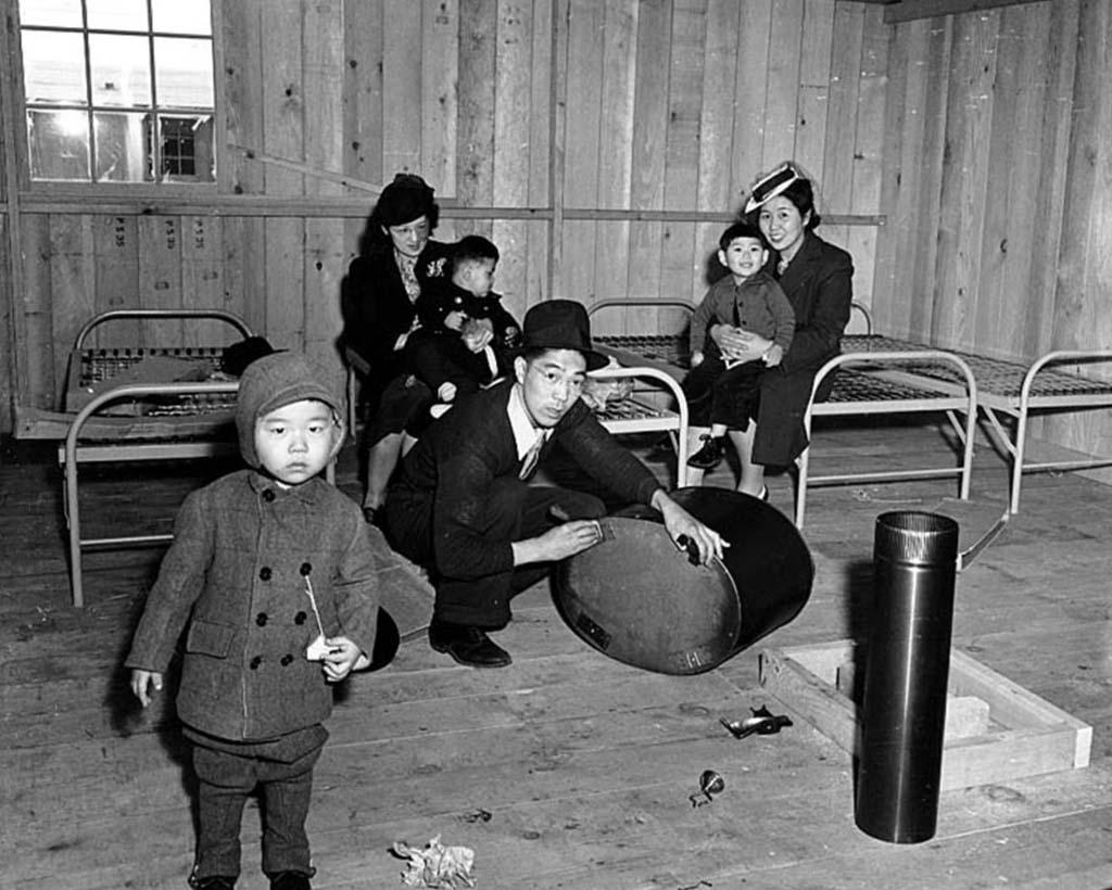 Camp Harmony Puyallup Assembly Center
