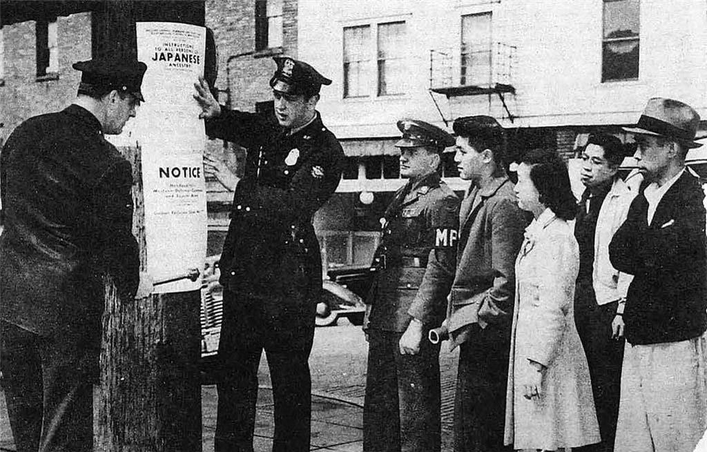 World War II Japanese American Internment  SeattleKing