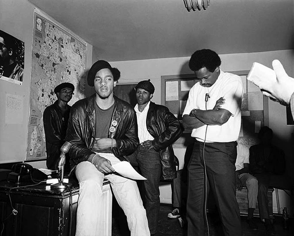 Black Panther Party Seattle Chapter 19681978