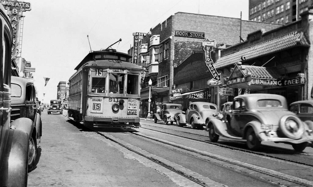 Street Railways in Seattle  HistoryLinkorg