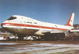 Image result for first 747