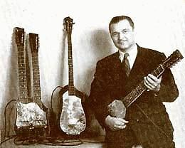 Tutmarc Paul 18961972 and his Audiovox Electric Guitars  HistoryLinkorg