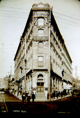 Occidental Hotel The Rise Fall Rise and Fall of Pioneer Squares Historic Hotel  A