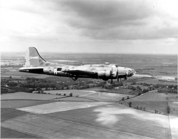 "B-17 ""Flying-Fortress"" Menphis Belle"