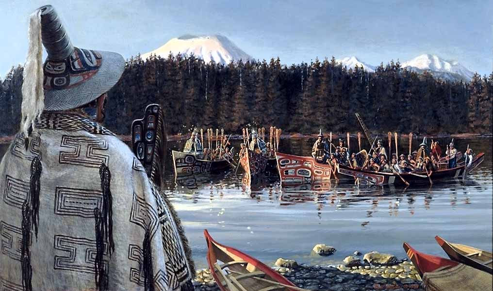 Civilizationca Northwest Coast Native Settings