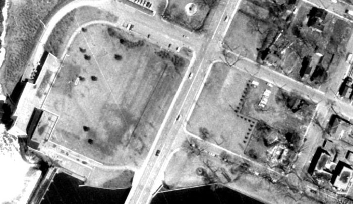 Aerial Image (1965) Source: City of Ottawa (http://maps.ottawa.ca/geoottawa/)