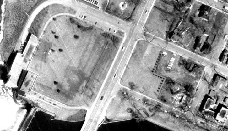 Aerial Image (1965) Source: City of Ottawa (http://maps.ottawa.ca/geoottawa/)