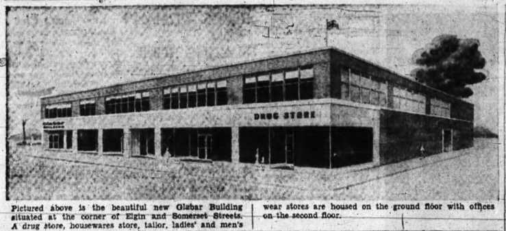 It never did reach the dizzying heights. Source: Ottawa Journal, February 10, 1956.