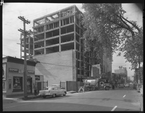 Beacon Arms September 16, 1955. City of Ottawa Archives, Item CA034279.