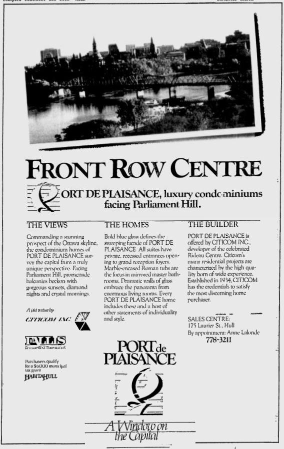 Ottawa Citizen, January 11, 1986, p. A22.