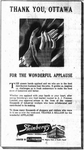 Source: Ottawa Journal, December 15, 1947, p. 25.
