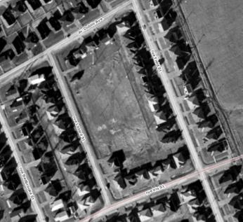 No school, 1958. Image: geoOttawa.