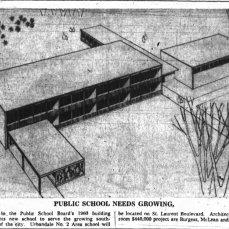 Urbandale. Source: October 5, 1959, p. 27.