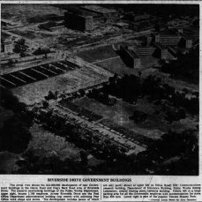 Coming together. Source: Ottawa Journal, July 9, 1960, p. 13.